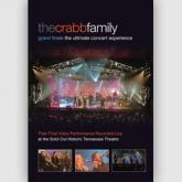 Crabb Family - Grand Finale: The Ultimate Concert Experience DVD/CD Combo