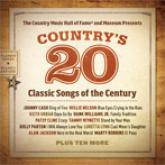 Various Artists - Country's 20 Classic Songs of the Century