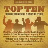 Singing News Fan Awards Top Ten Southern Gospel Songs of 2009